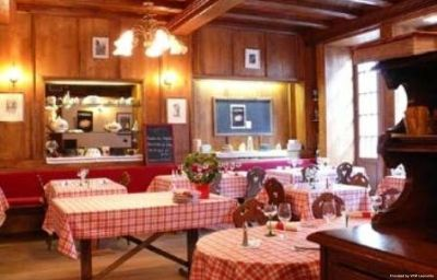 Restaurant Le Chambard Chateaux et Hotels Collection Kaysersberg (Alsace)