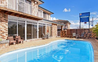 Pool Comfort Inn Marco Polo Taree (State of New South Wales)