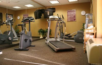Sala spa/fitness Hampton Inn Chicago-Westchester -Oak Brook- IL Chicago (Illinois)