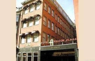 Фасад Falcon Plaza Center Amsterdam (North Holland)