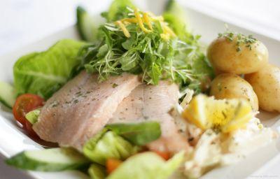 Restaurant Best Western Inverness Palace