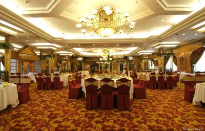 salle de banquet Tibet