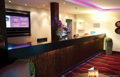 Холл Best Western Willow Bank Manchester (Lancashire)