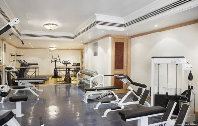 Тренажерный зал/Фитнес Holiday Inn DUBAI - DOWNTOWN DUBAI Dubai (Dubayy)