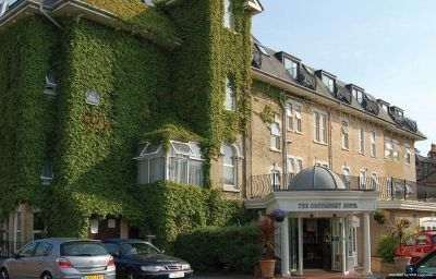Фасад Best Western Connaught Bournemouth (England)