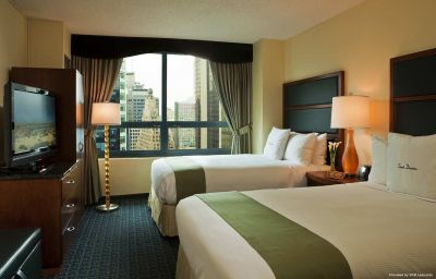 Chambre Doubletree STES by Hilton Times Square New York (Manhattan, New York)