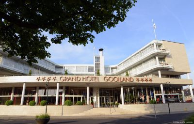 Exterior view Amrath Grand Hotel & Theater Gooiland Hilversum (North Holland)
