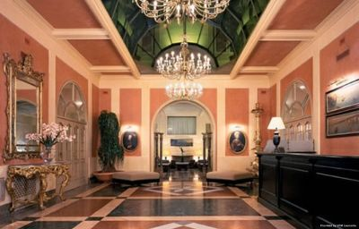Hall Centrale Palace Hotel Palermo (Sicilia)