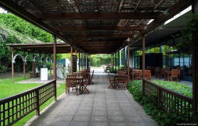 Część wewnętrzna hotelu Crowne Plaza MILAN - LINATE