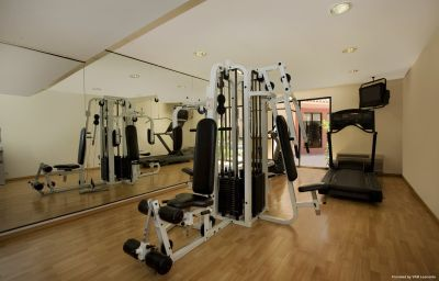 Wellness/fitness area Fiesta Inn Saltillo Saltillo