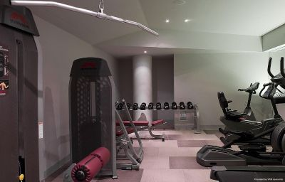 Sala spa/fitness Black Hotel Rome (Roma)