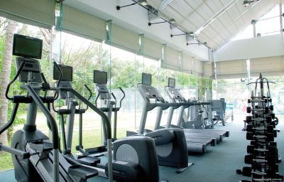 Wellness/fitness Hong Kong Gold Coast Hotel