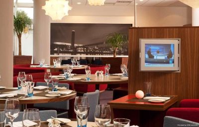 Restaurant Novotel London City South London (England)