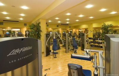 Wellness/fitness area Rochestown Lodge Dublin Dublin (Dublin City)