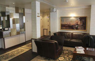 Hall de l'hôtel Best Western Empire Elysees