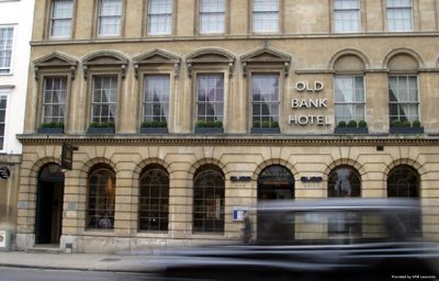 Exterior view Old Bank Oxford (England)