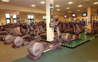 Wellness/fitness area The Vale Resort Cardiff (Wales)