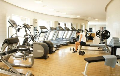 Sala spa/fitness The Marmara Bodrum