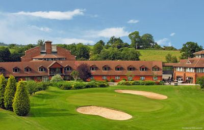 Exterior view Golf and Country Club Abbey Hotel Redditch (England)