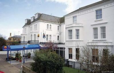 Vista esterna Comfort Hotel Great Yarmouth Great Yarmouth (England)
