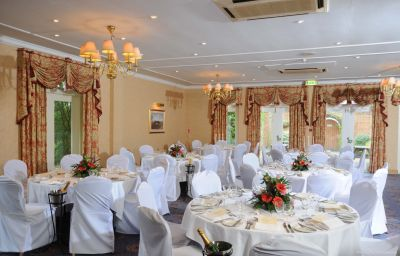 Sala de banquetes Coulsdon Manor Hotel and Golf Club Croydon (England)