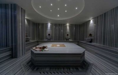 Sala spa/fitness Prince Hotel Istanbul (İstanbul)