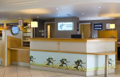 Hall Holiday Inn Express LONDON - LUTON AIRPORT Luton (England)