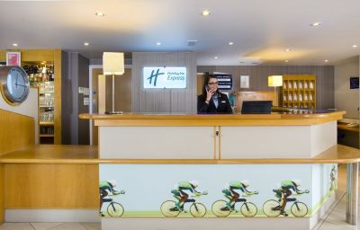 Interior del hotel Holiday Inn Express LONDON - LUTON AIRPORT Luton (England)