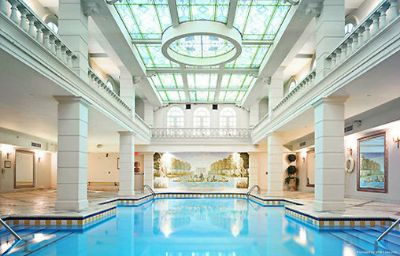 Sala spa/fitness The Grand Hotel and Suites Toronto (Ontario)
