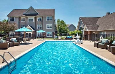 Wellness/Fitness Residence Inn Allentown Bethlehem/Lehigh Valley Airport Bethlehem (Pennsylvania)