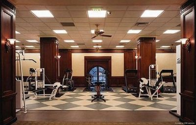 Wellness/Fitness OMNI WILLIAM PENN HOTEL Pittsburgh (Pennsylvania)