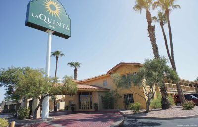 Exterior view LA QUINTA INN PHOENIX THOMAS ROAD Phoenix (Arizona)