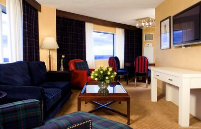 Suite Hilton Meadowlands East Rutherford (New Jersey)