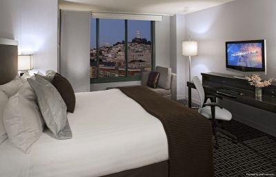 Chambre Hyatt At Fishermans Wharf San Francisco (California)