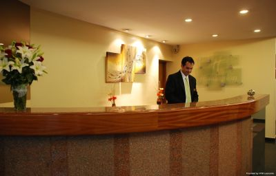 Холл Holiday Inn MONTEVIDEO Montevideo (Montevideo)