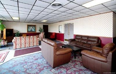 Hall Econo Lodge Airport Tulsa (Oklahoma)