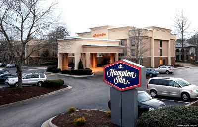 Vista exterior Hampton Inn Raleigh-Town of Wake F Wake Forest (North Carolina)