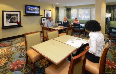 Restaurante Hampton Inn Raleigh-Town of Wake F Wake Forest (North Carolina)