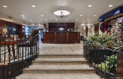 Hall Best Western Ville-Marie Montreal (Quebec)