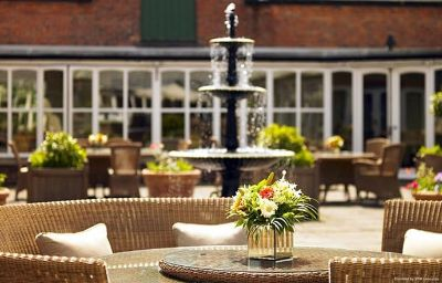 Фасад Worsley Park Marriott Hotel & Country Club Manchester (Lancashire)
