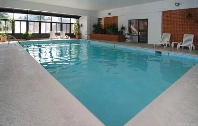 Pool Comfort Inn Central Williamsburg (Virginia)