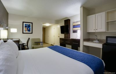 Люкс Holiday Inn Express & Suites MEADOWLANDS AREA Carlstadt (New Jersey)