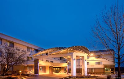 Vue extérieure Holiday Inn Express MILWAUKEE-WEST MEDICAL CENTER Wauwatosa (Wisconsin)