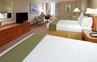 Room Holiday Inn Express PHILADELPHIA-MIDTOWN Philadelphia (Pennsylvania)
