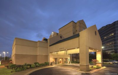 Vista exterior Homewood Suites by Hilton Dallas Market Center Dallas (Northeast, Texas)