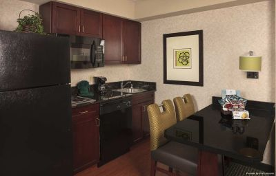 Bar Homewood Suites by Hilton Dallas Market Center Dallas (Northeast, Texas)