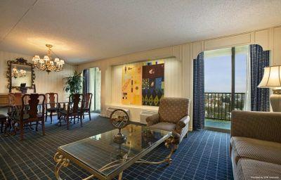 Suite Hilton Pasadena