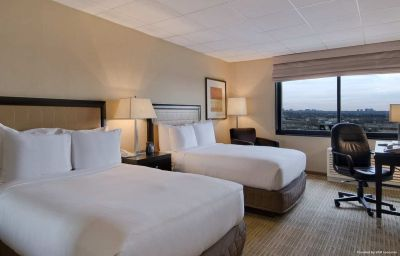 Habitación Hilton Hasbrouck Heights-Meadowlands Hasbrouck Heights (New Jersey)