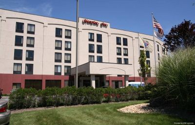 Vista exterior Hampton Inn Carlstadt At The Meadowl Carlstadt (New Jersey)