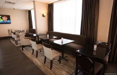 Restaurante Hampton Inn Carlstadt At The Meadowl Carlstadt (New Jersey)